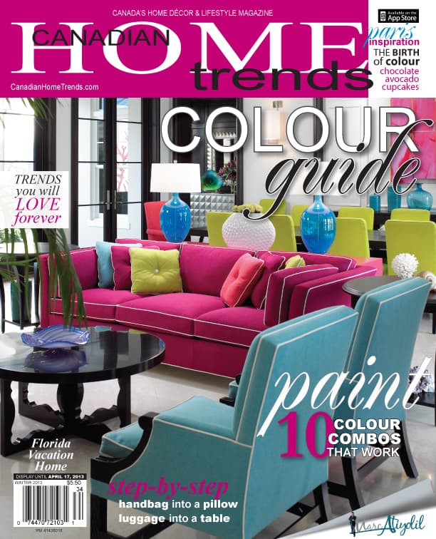 colour trends 2013 home trends magazine