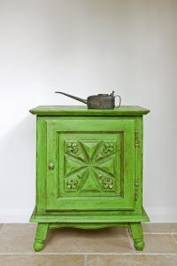 Antibes Green_side table