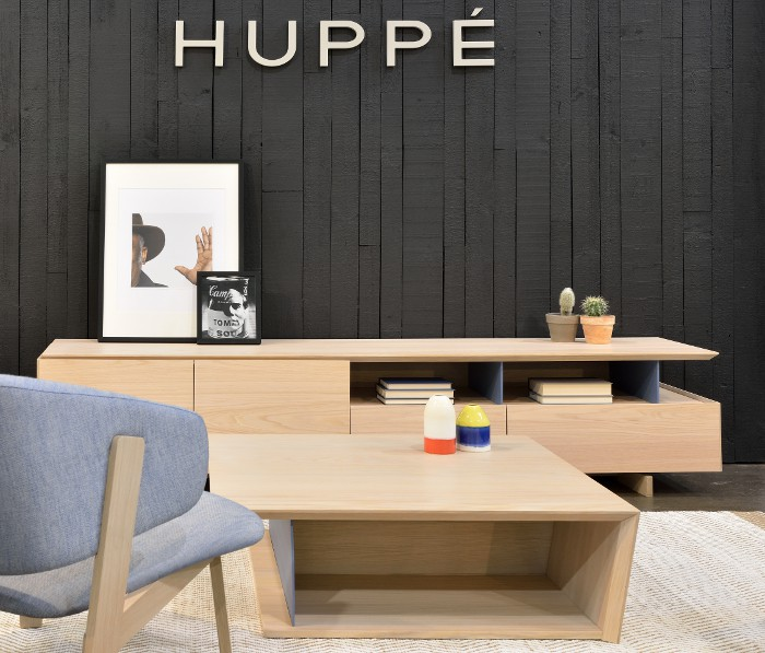 Contemporary High Quality Canadian Made Furniture From Huppe.
