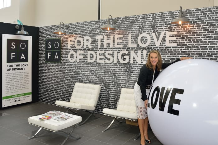 Design Love was the theme for this year!