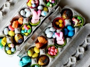 easter basket and creative filler ideas Photo Source: rd.com