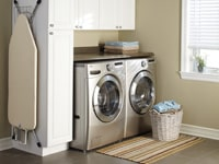 Photo Source: Canadian Home Trends, Easy Tips for Simple Laundry Room Storage