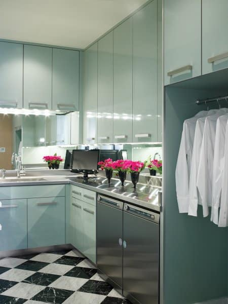 Photo Source: Canadian Home Trends, Dirty Little Secrets: Laundry Room Must-Haves