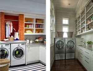 Photo Source: Canadian Home Trends, 8 Easy Tips to Update Your Laundry Room