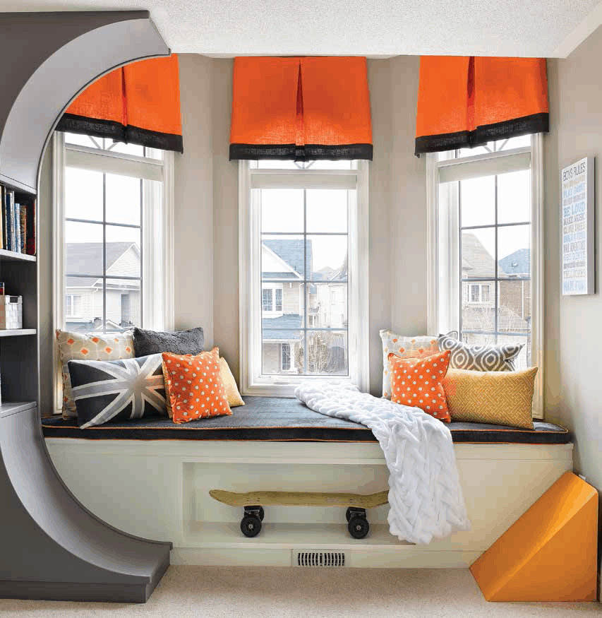 Designer Space Halfpipe Dream Home Trends Magazine
