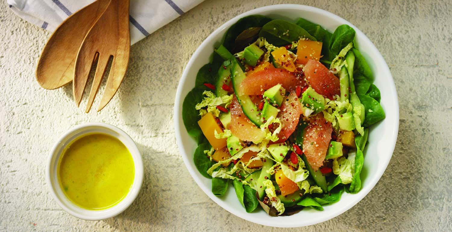 Florida Grapefruit Super Food Salad