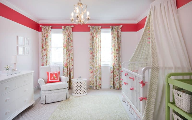 Nursery Design Trends Advice From Celebrity Designer: Designer Space: Garden Nursery