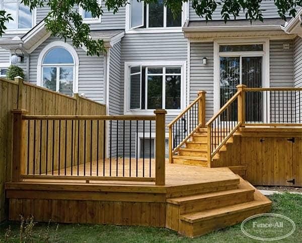 deck renovation spring