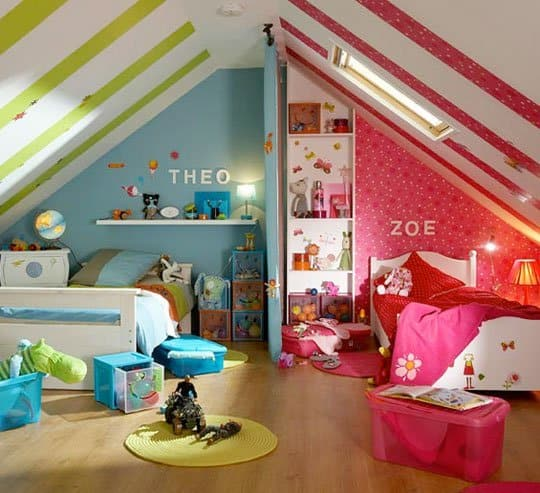 tips and ideas for decorating a shared kids bedroom home trends rh canadianhometrends com