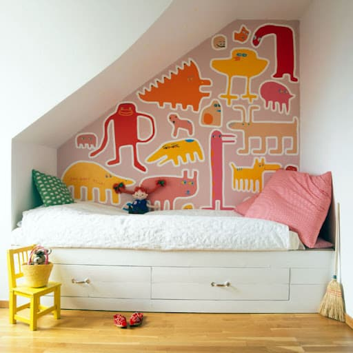 Child S Room: 6 Creative Ways To Add Colour To Your Child's Room