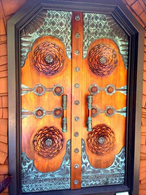 Copper Ornamentation