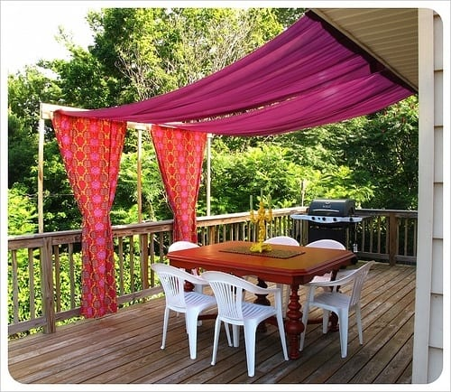 Lovely Diy Patio Shade