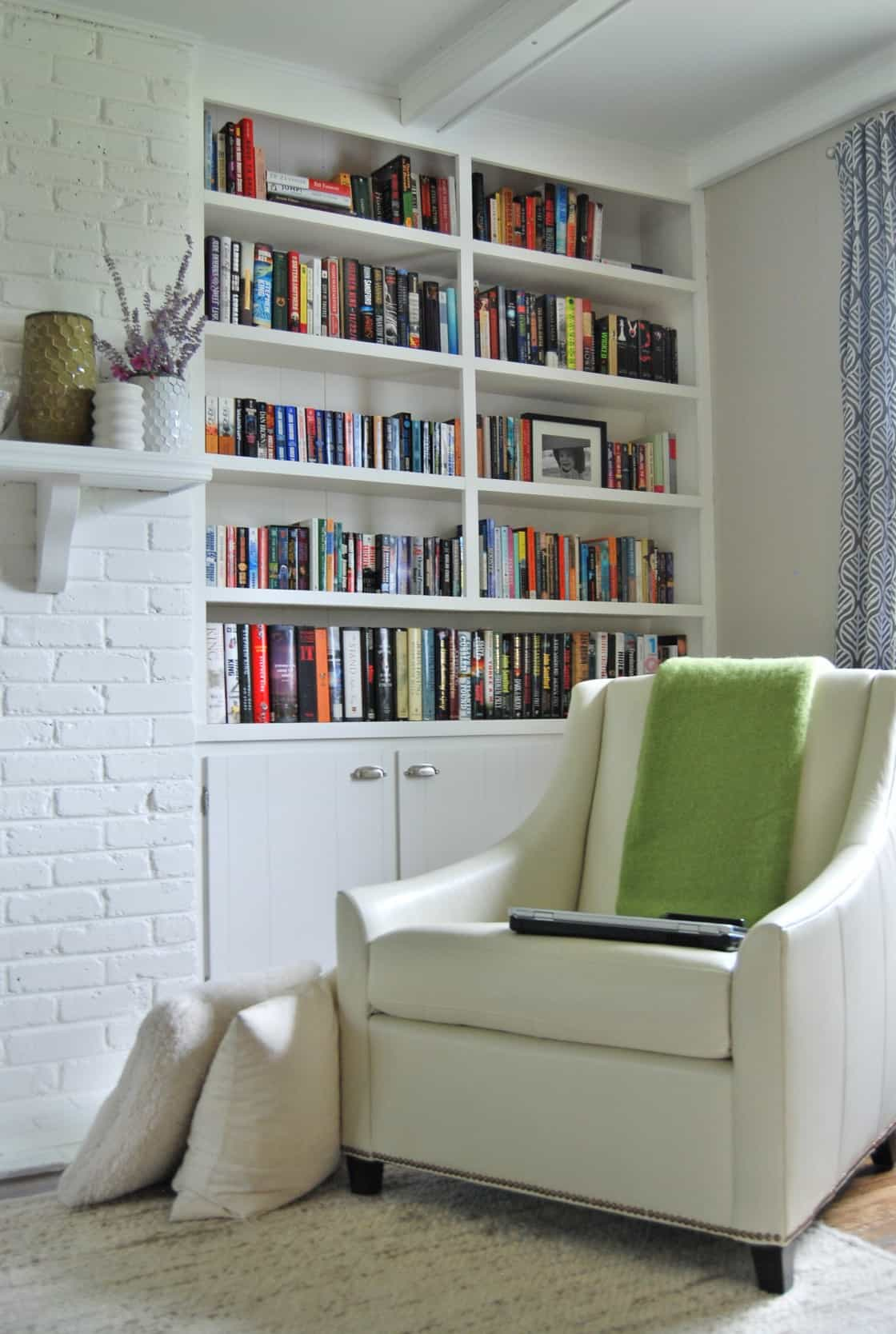 Library Room Ideas For Small Spaces: Creative Ideas For An Empty Room