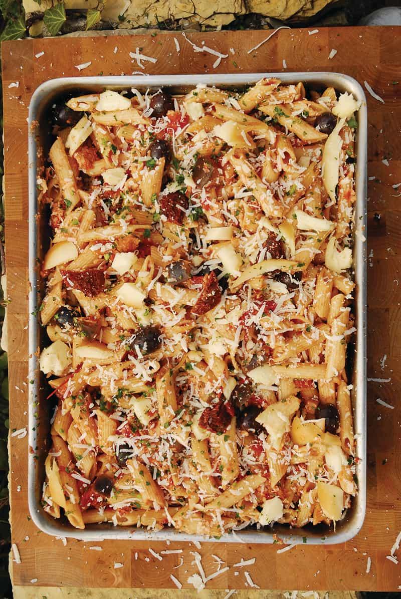 David Rocco's Pasta Al Forno