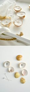 Bathroom-Decorating-Ideas-on-a-Budget-Handmade-Shell-Candles