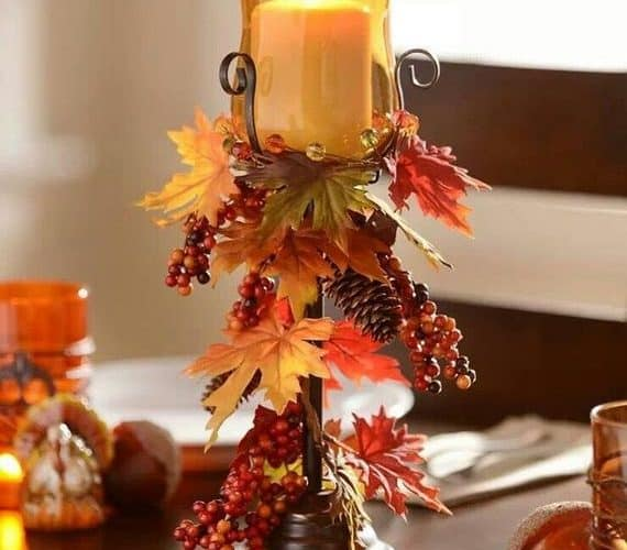 Canada Home Decor Ideas: DIY Decor Ideas For Your Thanksgiving Gathering
