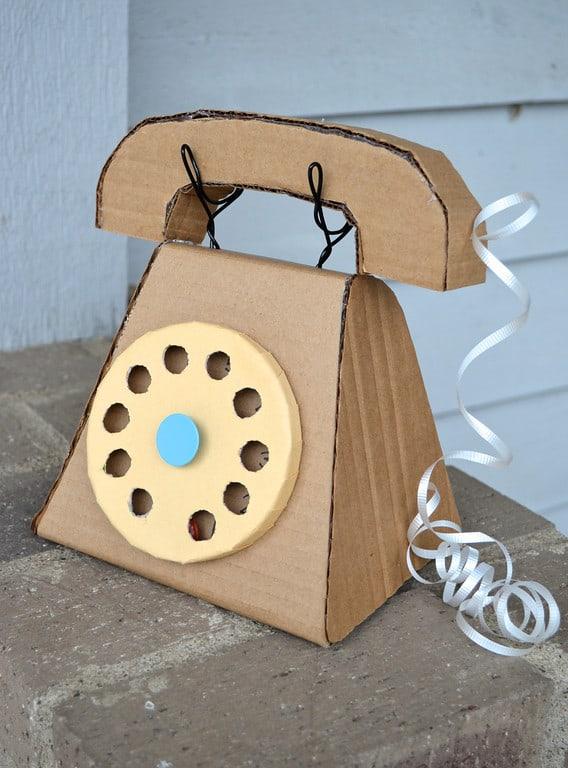 cardboard-telephone