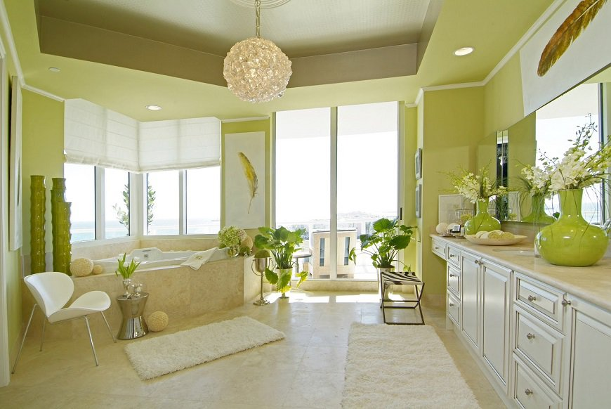 the best colors for your bathroom in 2017 home trends magazine. Black Bedroom Furniture Sets. Home Design Ideas