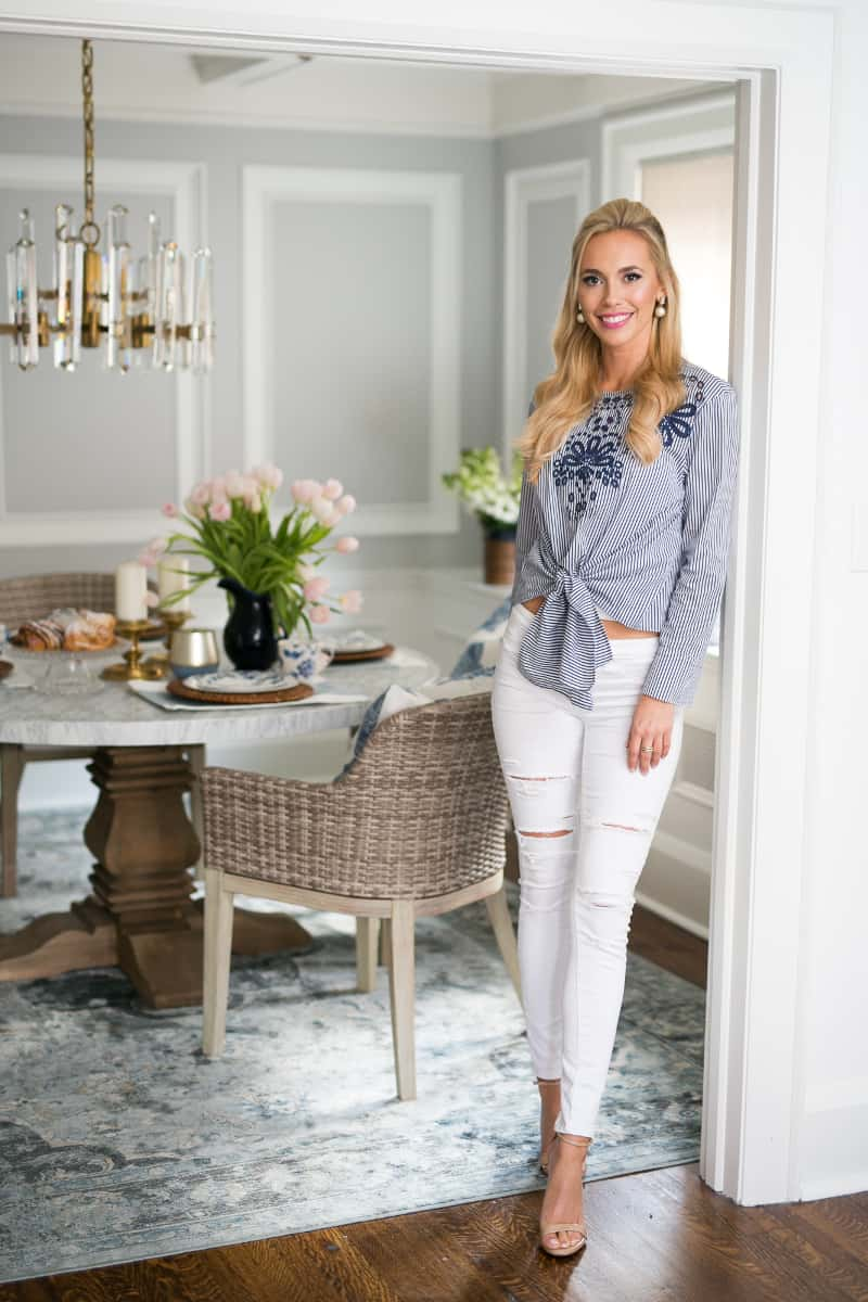 behind the scenes with mia parres home trends magazine. Black Bedroom Furniture Sets. Home Design Ideas