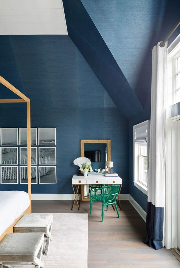 2017 trend watch navy blue home trends magazine