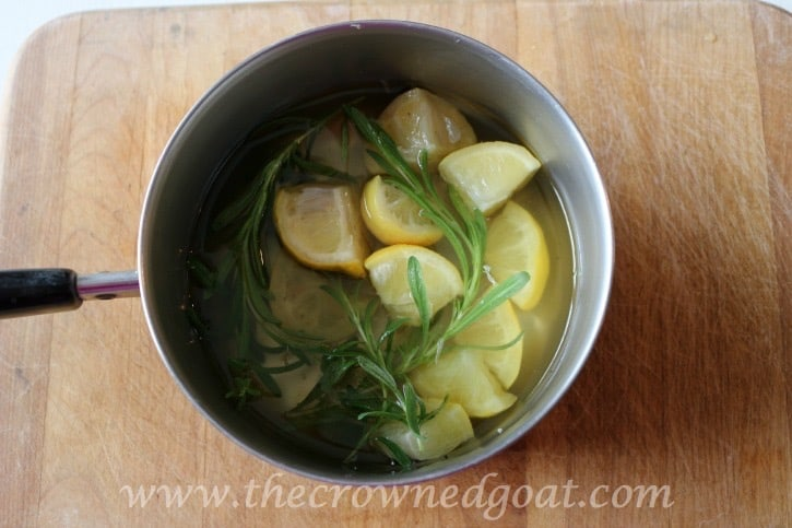 lavender and vanialla simmer pot recipes for spring