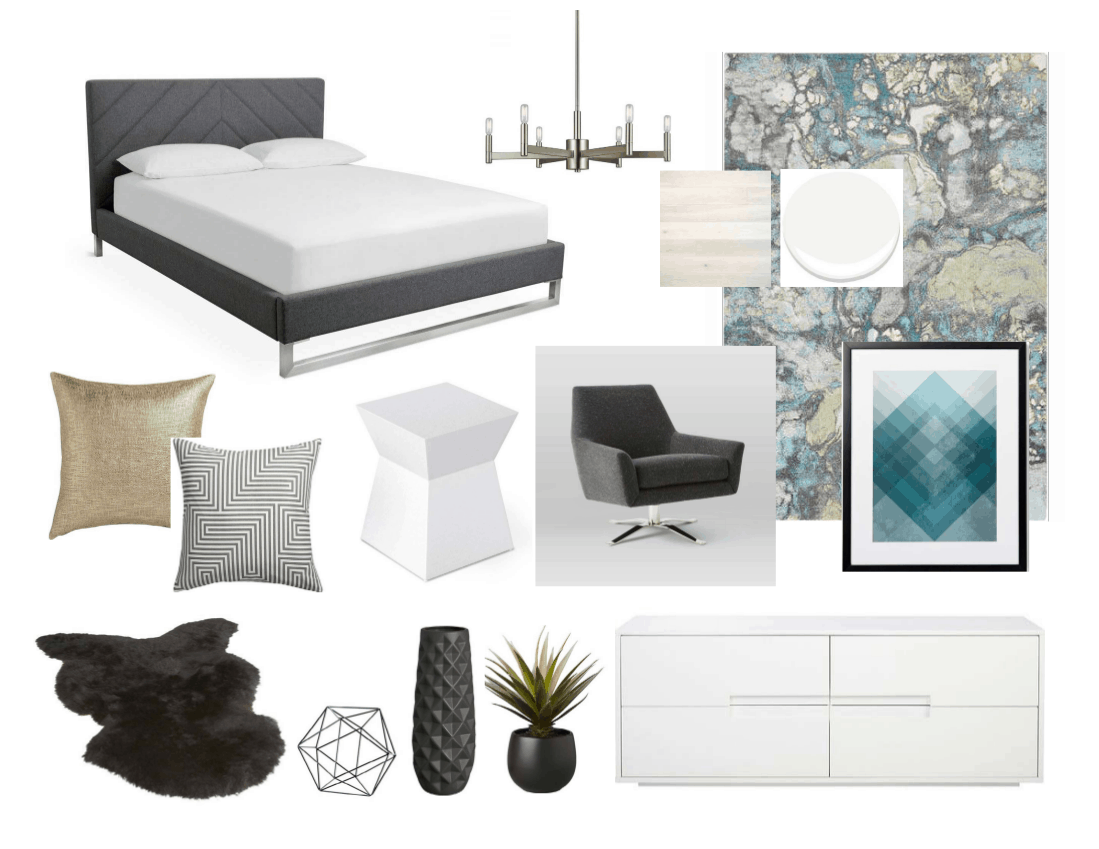 Accent Wall Tips Bedroom