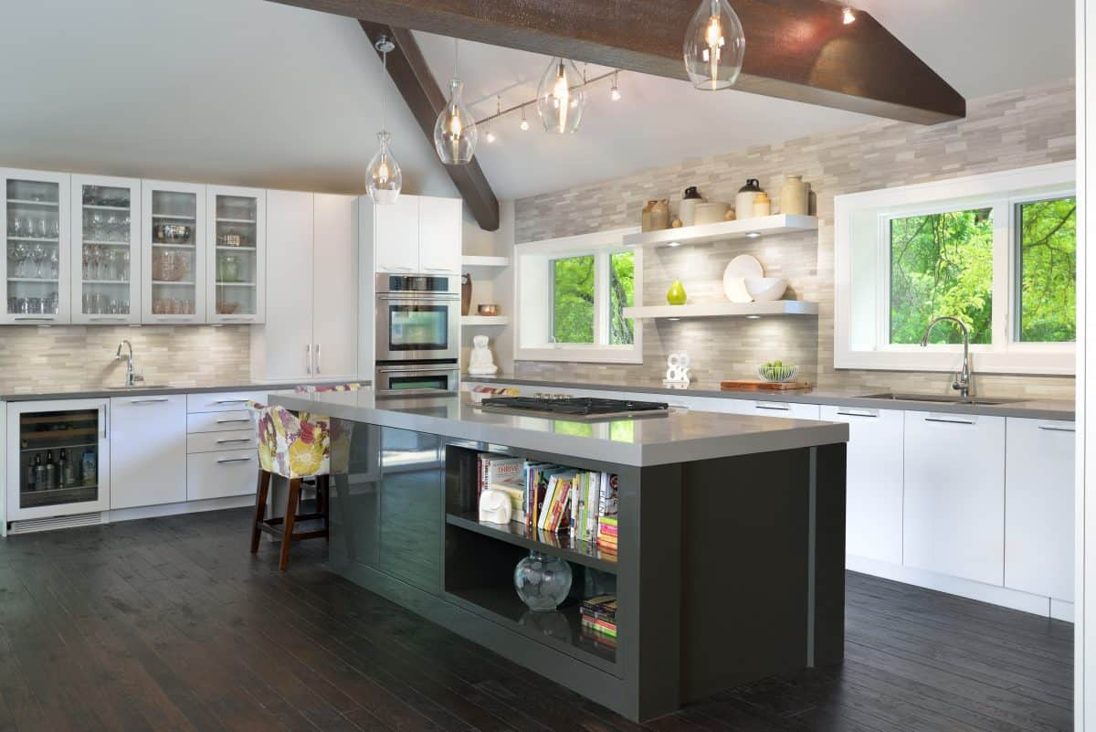 6 places where custom cabinets make all the difference for Andros kitchen bath designs
