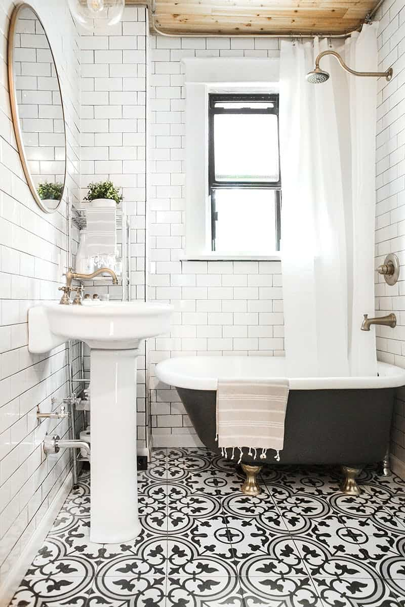 What\'s Trending in Bathroom Tile - Home Trends Magazine