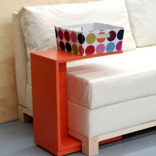 Build Sofa Table: DIY Sofa Tables Perfect For Your Cozy Condo