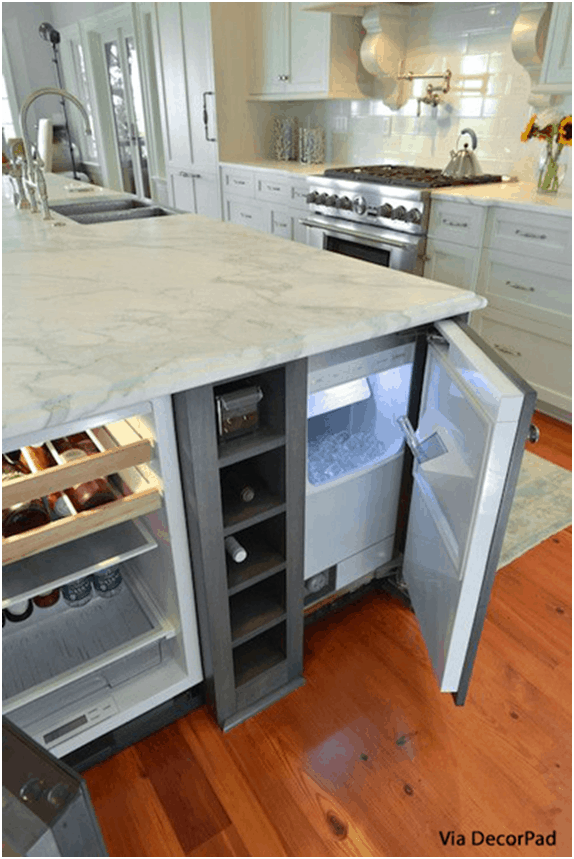condo kitchen island