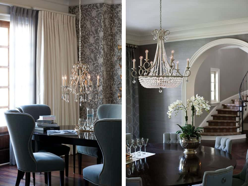 How To Select The Best Dining Room Lighting Home Trends