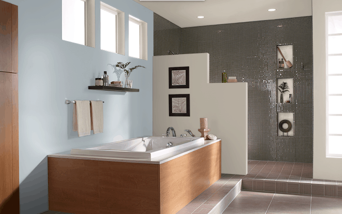 The Trendiest Colors For Your Bathroom In 2018 Home
