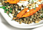 Harissa Roasted Carrots Recipe