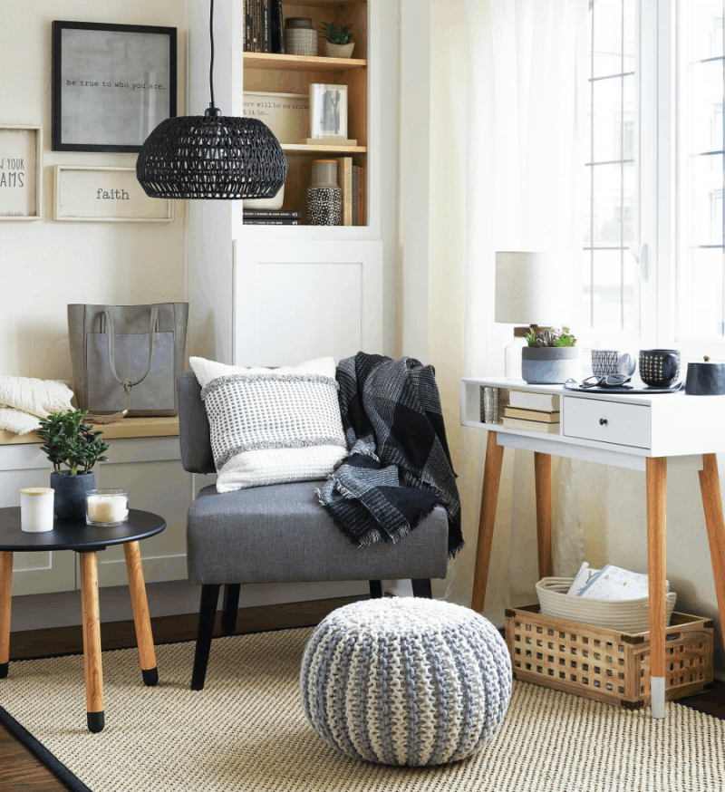 Small Space Hacks