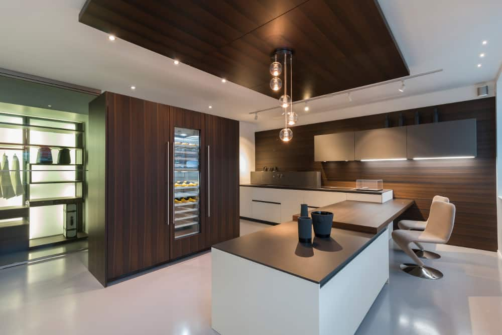 Vancouver kitchen showroom