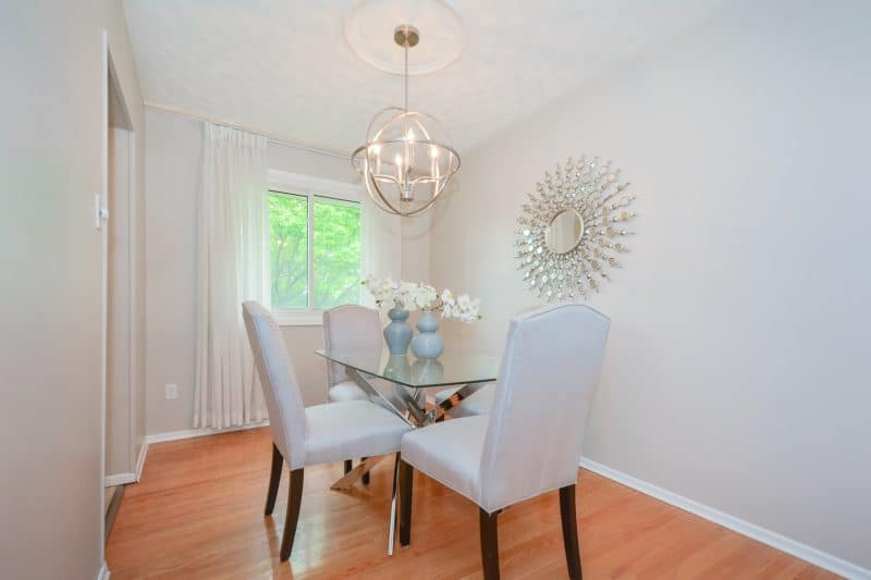 Staging A Dining Room With Luxurious Touches Home Trends Magazine