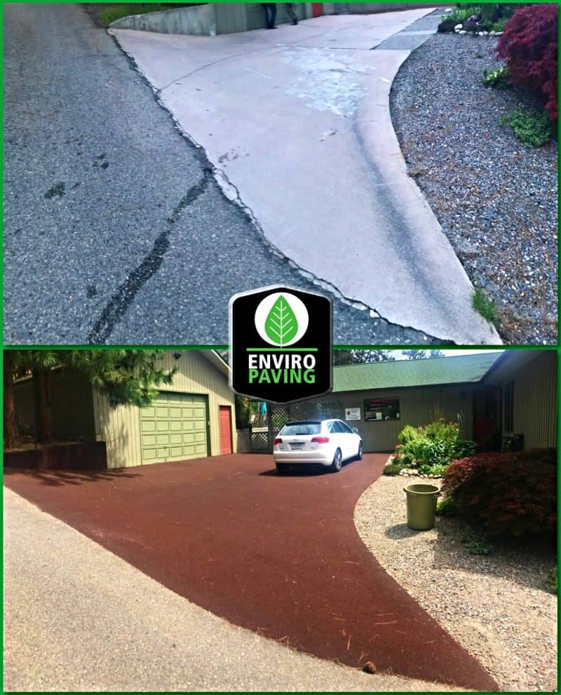 Recycling Matters Recycled Driveway Paving Home Trends