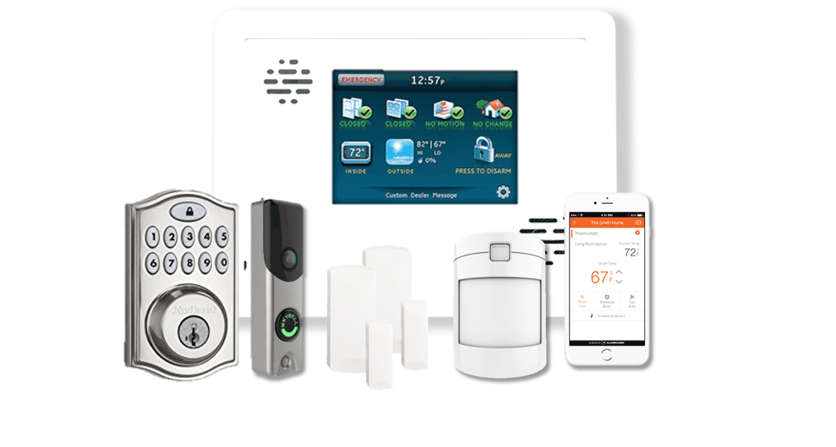 Win The Security System Of The Future Home Trends Magazine