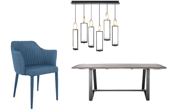 Trend watch dining room decor trends for 2019 home - Dining room trends 2019 ...