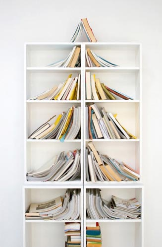 BOOK TREES: Home Library Tree