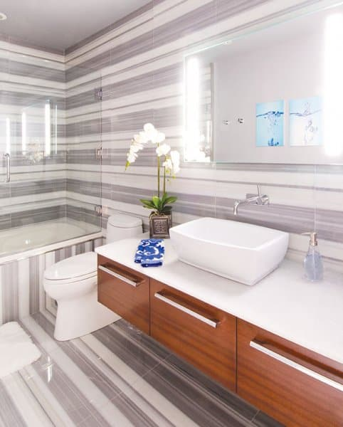 Glen Peloso's Multi-Purpose Bathroom