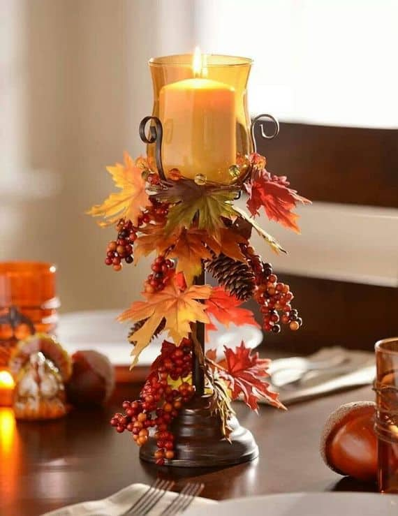 Diy Decor Ideas For Your Thanksgiving Gathering Home