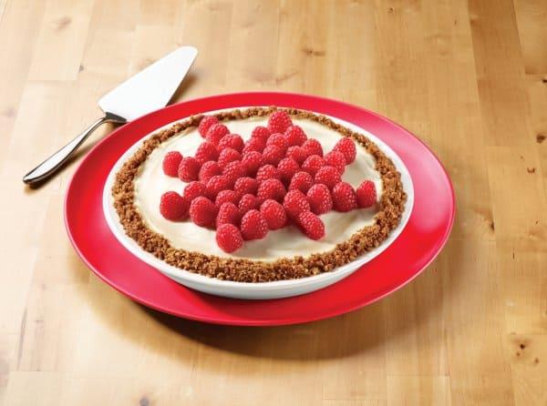 Summer Berry Cheesecake