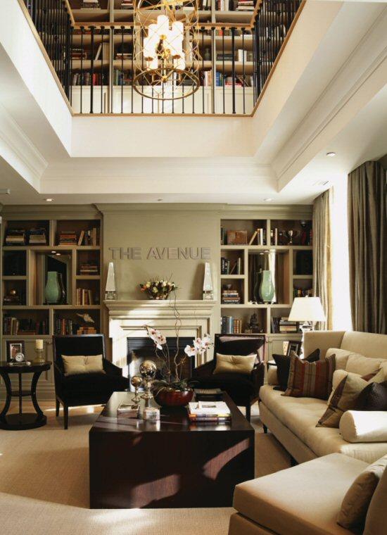 Brian Gluckstein Design Gallery Home Trends Magazine