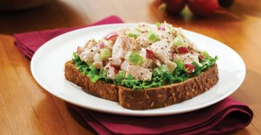 Healthy Tuna Sandwich