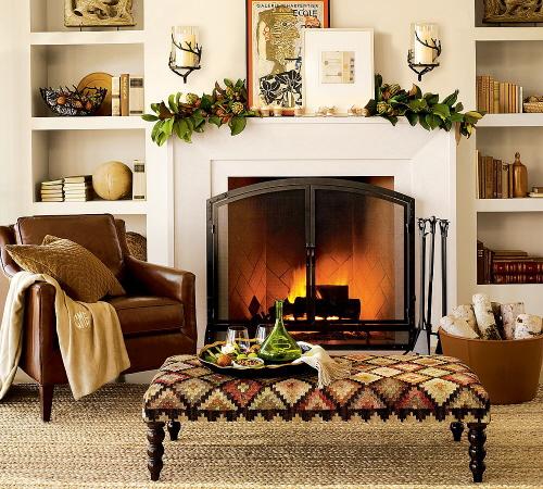 Nine Interesting Ideas For Fall Themed Home Decor