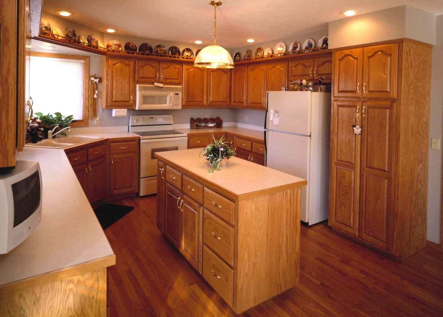 fixing kitchen cabinets organization home trends magazine 15468