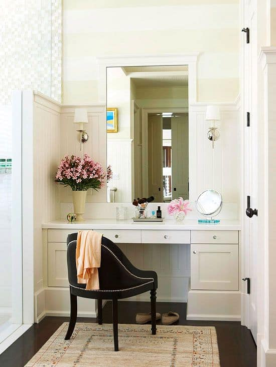 Easy Ways to Lend Luxury to Your Bathroom | Home Trends ... on Small Area Bathroom Ideas  id=67340