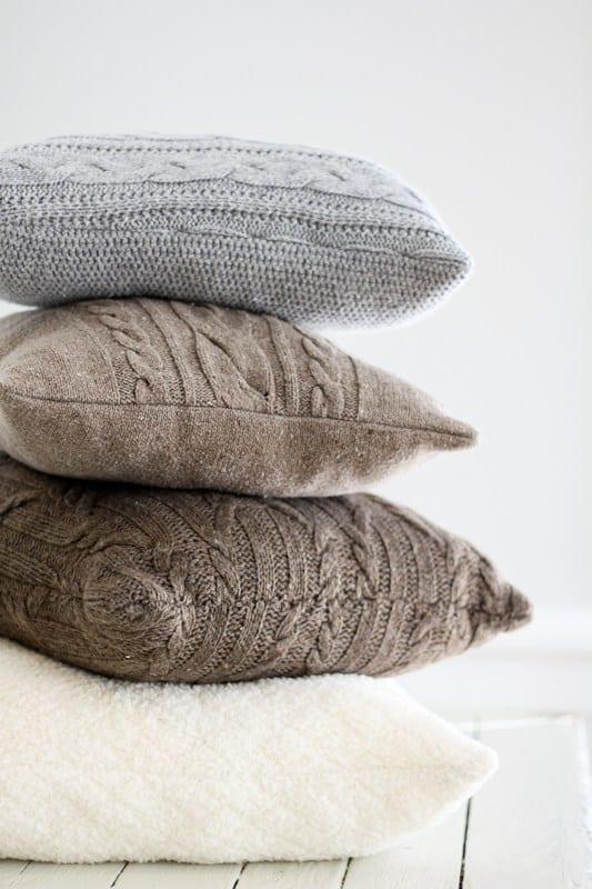 Diy Throw Pillow Ideas Home Trends