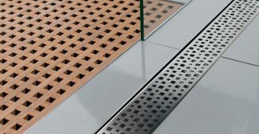 linear drain installation